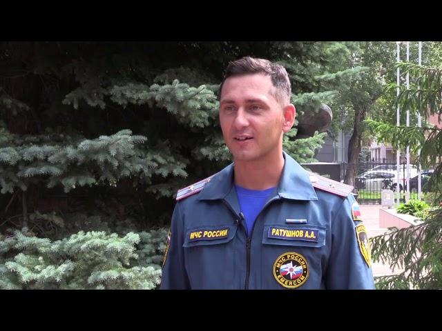 Сотрудники МЧС России стали донорами в рамках акции «30 добрых дел»