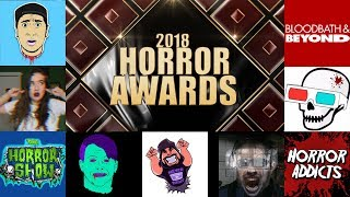 2018 Slash 'N Cast Horror Awards | Featuring WeWatchedAMovie, Bloodbath & Beyond, and more! | REPLAY