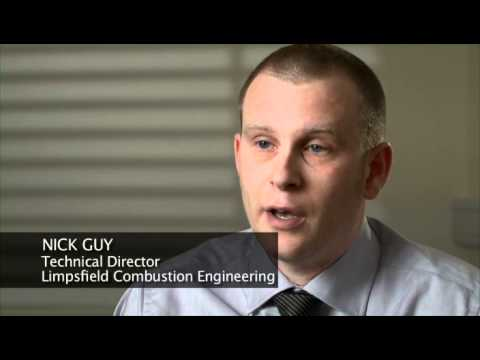 Limpsfield Combustion Engineering: Creating Burners & Generating Heat