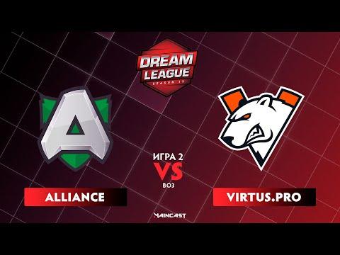 Alliance vs Virtus.pro vod