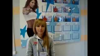 видео Администратор фитнес центра