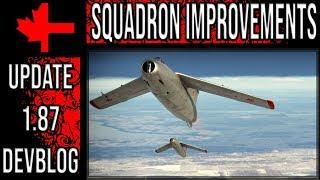 War Thunder - Devblog - Squadron Activity Improvements - Part 2 FAQ