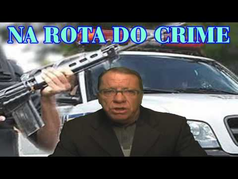 TV OBJETIVA BARBACENA # 01- NA ROTA DO CRIME 01-07-2014