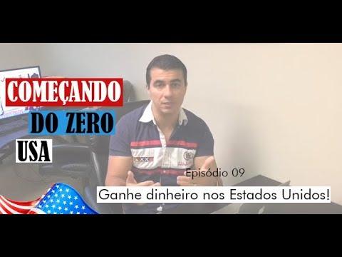 Começando do Zero - USA - Temporada 01 - Episódio 09 - Ganhe dinheiro nos Estados Unidos!