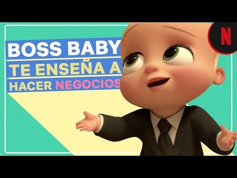 Lecciones de Boss Baby para ser exitoso en los negocios