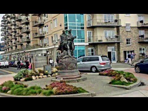 Seaside Oregon Promenade - VIRTUAL TOUR