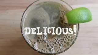 Juicing Recipes - How To Make Watermelon Cucumber Juice