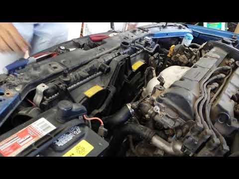 DIY-How to Replace Radiator and Thermostat on 2005 Hyundai Elantra