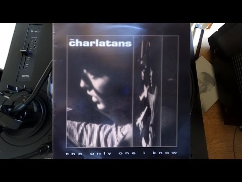 The Charlatans - The only one I know [1990] HQ HD