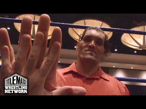 The Great Khali on The Undertaker & WWE Return Rumors (ENGLISH)