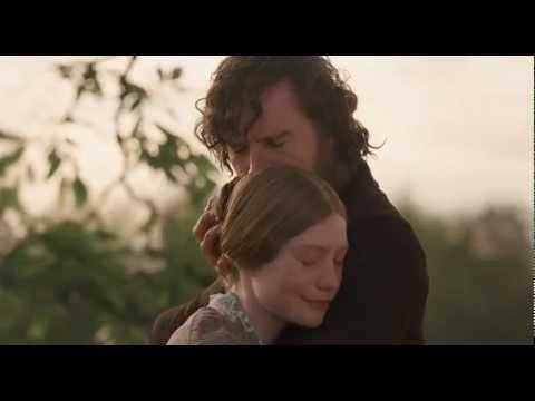 Jane Eyre 2011: Jane & Rochester Kisses
