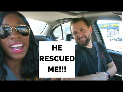 HE RESCUED ME!!! | Britt's Space | Vlog