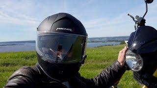 Мини путешествие на китайском мотоцикле ABM X-MOTO RX200 22.06.2018!