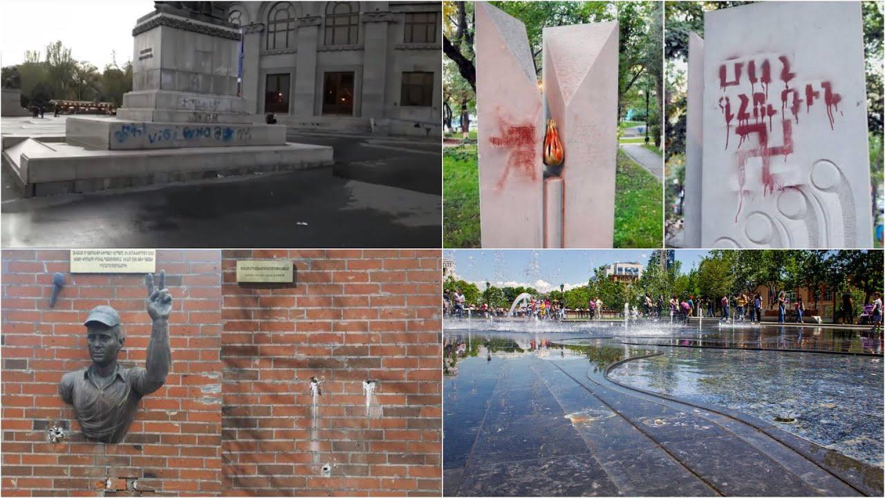 Երևանում հերթական արձանն են վնասել․ ինչո՞ւ են հուշարձանները հայտնվում  վանդալների թիրախում․ ՏԵՍԱՆՅՈՒԹ   Ֆակտոր տեղեկատվական կենտրոն