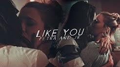 Petra & Jane Ramos   I like you [4x14]