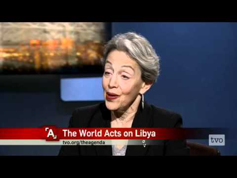Janice Stein: The World Acts on Libya