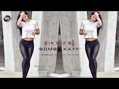 ZİKO(ZS) - BOMBA KAYF (FARUK ASLAN REMİX) HiT 2018