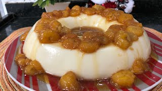 Sobremesa Gelada de banana – Irresistível