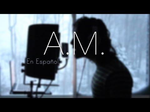 A.M. - One Direction (En Español) Cover...
