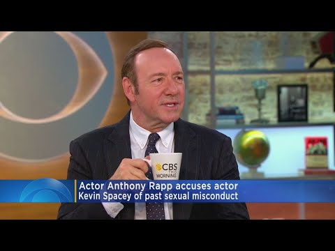 Kevin Spacey 'Horrified' By Anthony Rapp Sexual Advance Allegations