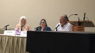 Panel: 25 Years of MYST & MYST Fandom - Geek Girl Con 2018 - with Rand Miller (5/6)