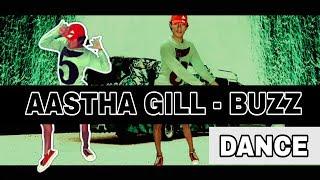 Buzz | Asstha Gill ft. Badshah | Dance choreography @rawkiieem