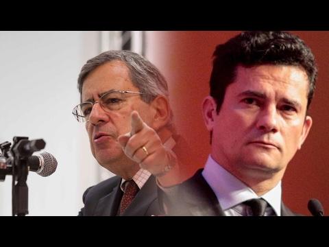 Paulo Henrique Amorim surta, ataca a Lava Jato e diz que morte de Marisa é culpa de Moro