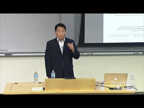 Stanford Seminar:  CEPT: A Startup Company's Solution for Desulfurization and CCS in China