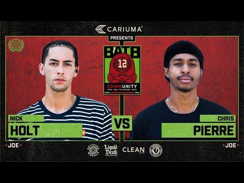 BATB 12: Nick Holt Vs. Chris Pierre - Round 1