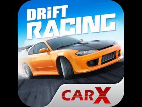 Обзор игры на андроид/ CarX Drift Racing.