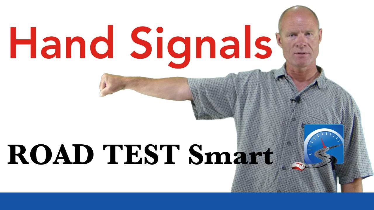 How to Use Hand Signals For a Driver's License Test