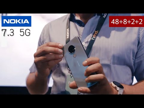 NOKIA 7.3 2020 FEATURES AND SPECIFICATIONS HINDI INDIA 🔥