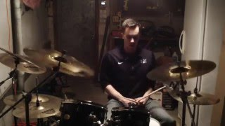 """""""The Face of God"""" by HIM Drum Cover"""