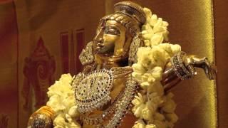 "Azhwar Pasuram & Carnatic Krithi on Kshetra Thiruvallikeni - ""Sri Parthasarathi Thiruvallikeniyil"""