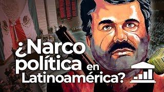 NARCOPOLÍTICA en América Latina: De Pablo Escobar al Chapo Guzman - VisualPolitik