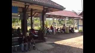 Railway Station   Nong Maeo   Korat   Thailand