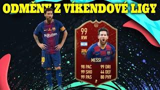 ELITE REWARDS - LEO MESSI Z PICKU |FIFA 20 ULTIMATE TEAM|