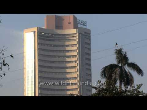 Bombay Stock exchange building: India