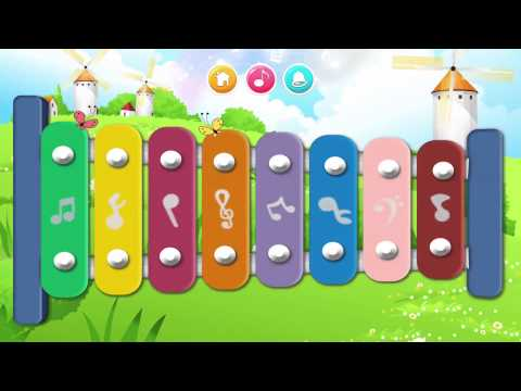 Baby Xylophone - Musical Game App For Babies