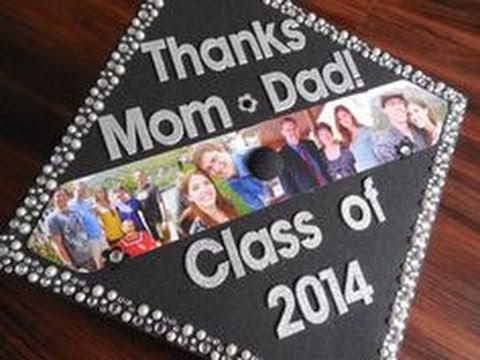 Graduation Cap Decoration Ideas - GradPlanet.com : ideas to decorate cap for graduation - www.pureclipart.com