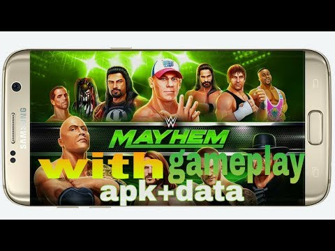 How To Download Wwe Mayhem Apk For Android | Download Wwe Mayhem Apk With Mod
