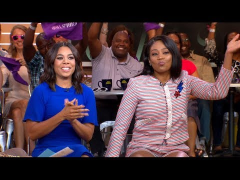 Thumbnail: 'Girls Trip' stars had to do over many scenes because they were laughing