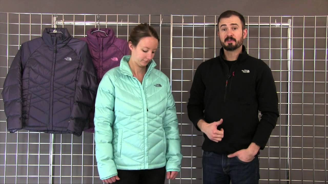 de5725639 The North Face Women's Aconcagua Jacket 2014-2015 - YouTube