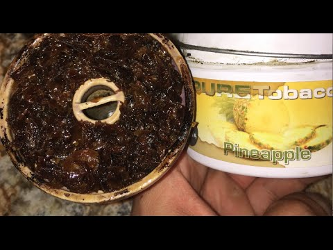 Pure Tobacco Brand: Pineapple Review