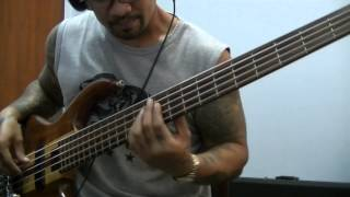 Download Lady In Red - Chris De Burgh ( Bass Guitar Cover ) MP3 song and Music Video