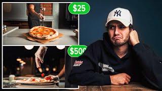I Paid a Strąnger $25 to edit my Pizza Commercial