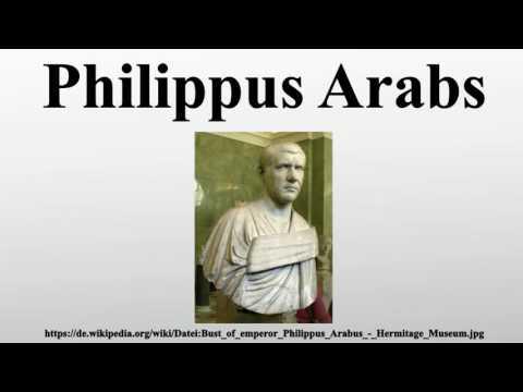 Philippus Arabs