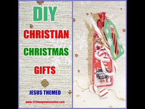diy christmas gift ideas with a christian theme