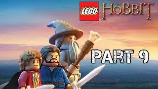 LEGO: The Hobbit - Goblin Town - Part 9 (Walkthrough, Gameplay)