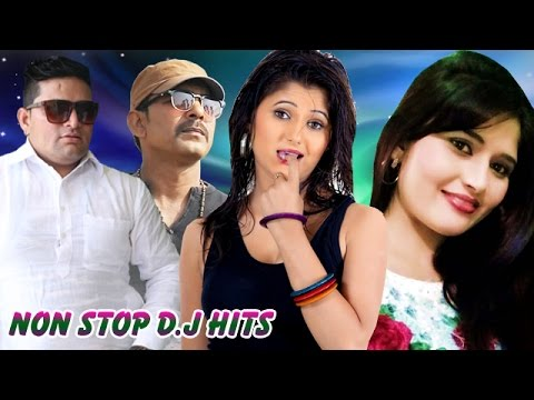 Haryanvi Dj Dhamaka Non Stop - Vol 2 - Back To Back 4 Songs - Latset Hits 2017